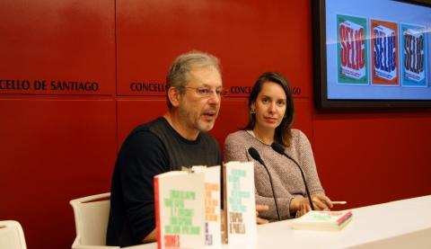 """Preséntanse a colección """"Liñas Paralelas"""", a segunda entrega dos libros da SELIC"""