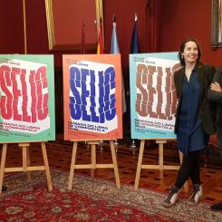 Presentación da Semana do Libro de Santiago de Compostela, 2018